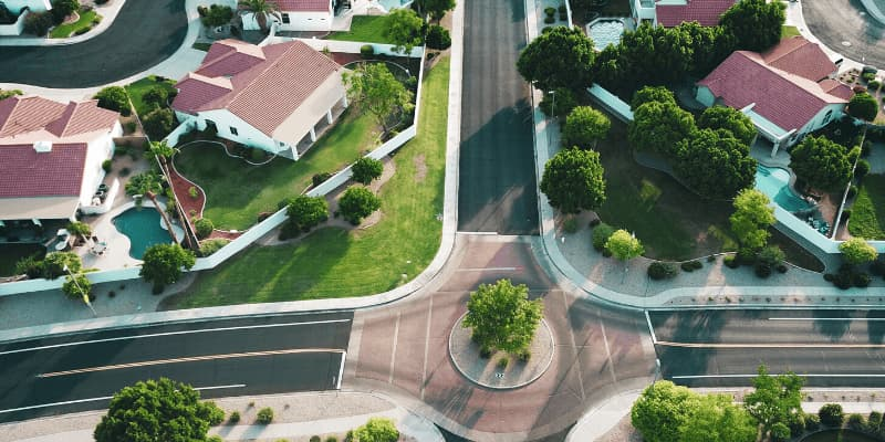 Drones for Real Estate Photography