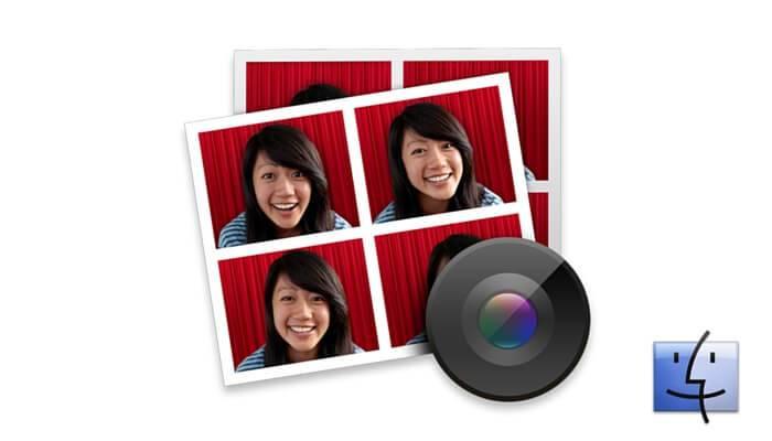Mac Photo Booth photos