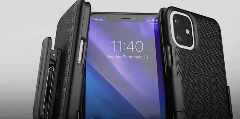 iPhone 11 Cases with a Belt Clip