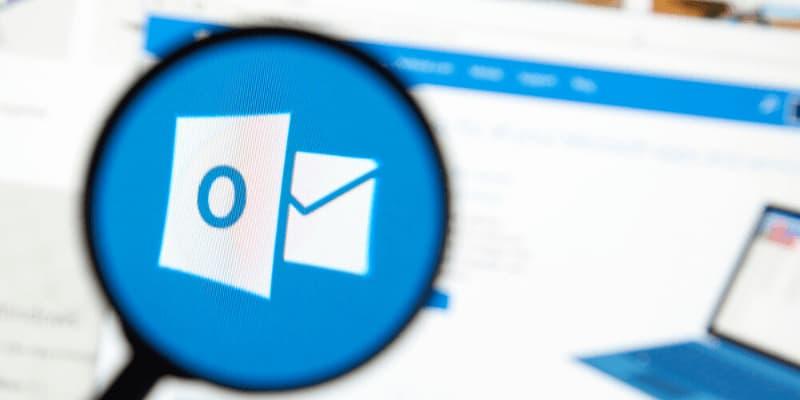 herramienta de reparación de Outlook pst