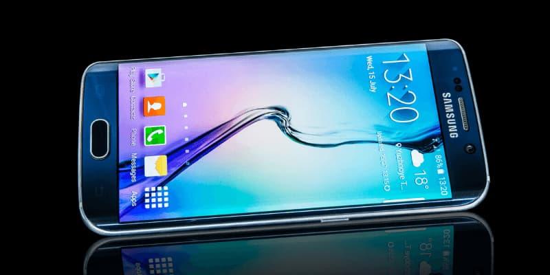 teléfono samsung galaxy