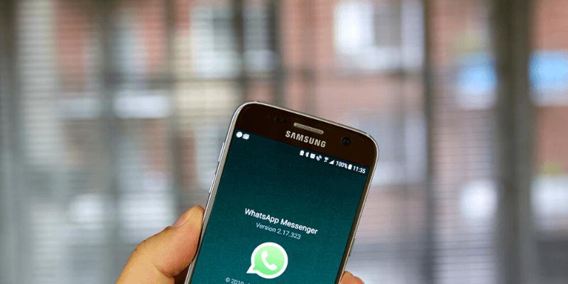 recuperación de mensajes de samsung
