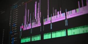video editing monitor